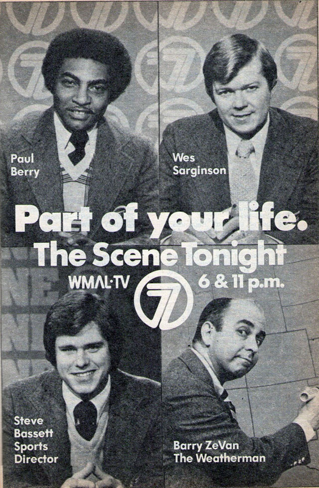 WMAL-TV (Washington, D.C.), 1975