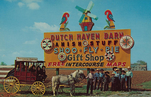 Dutch Haven Barn - Lancaster, Pennsylvania