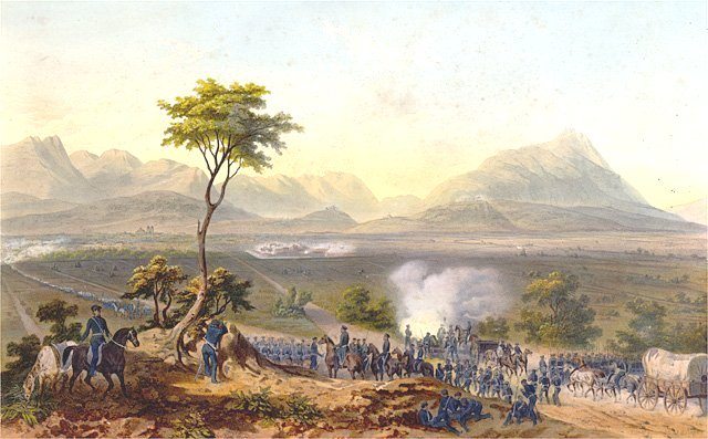 The Battle of Monterrey