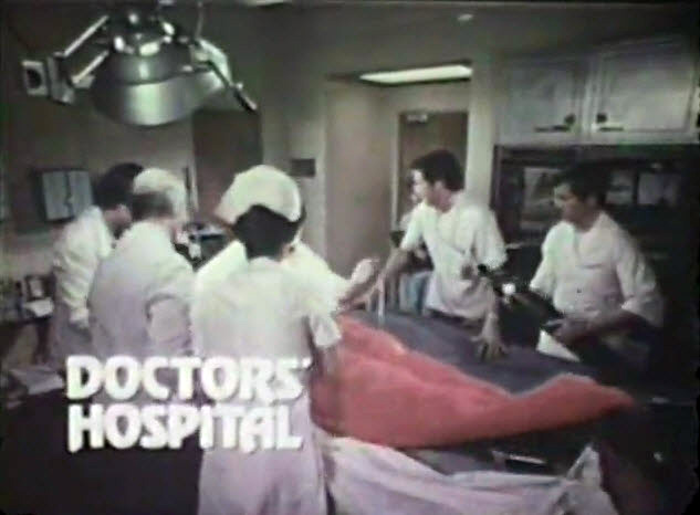 NBC 1975 Fall TV Preview - Doctors' Hospital