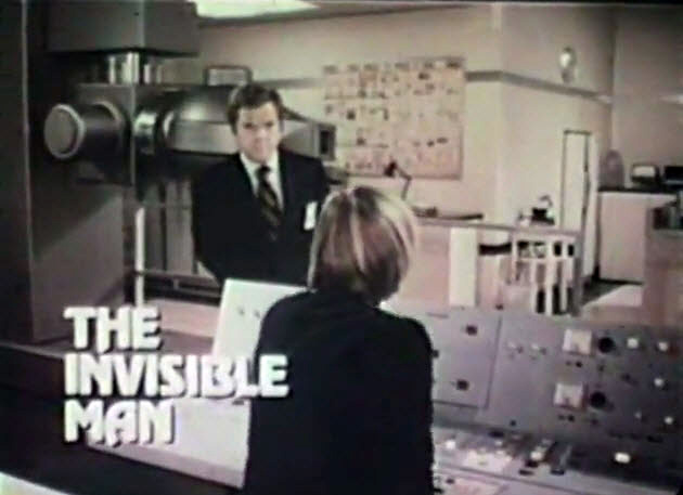 NBC 1975 Fall TV Preview - The Invisible Man