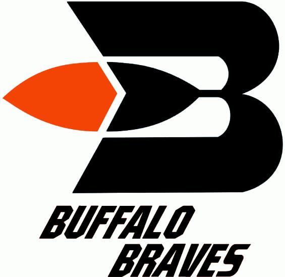 Buffalo Braves primary logo (1971 - 1978)