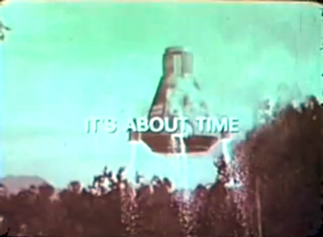 CBS Fall 1966 TV Preview - It's About Time