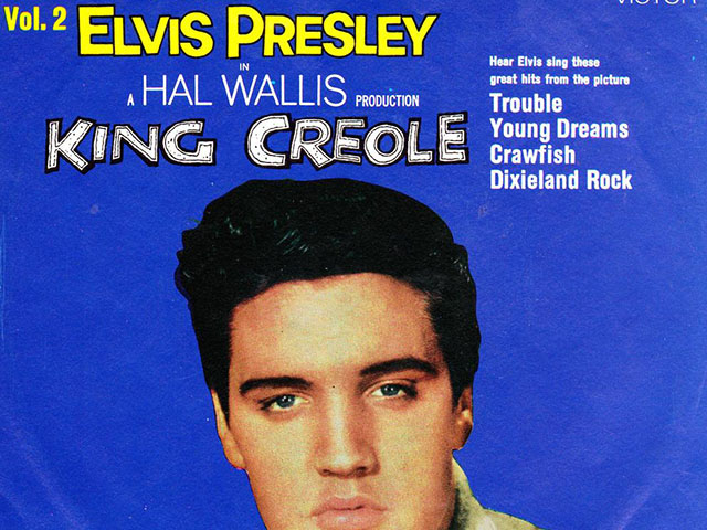 Elvis Presley - King Creole, Vol. 2