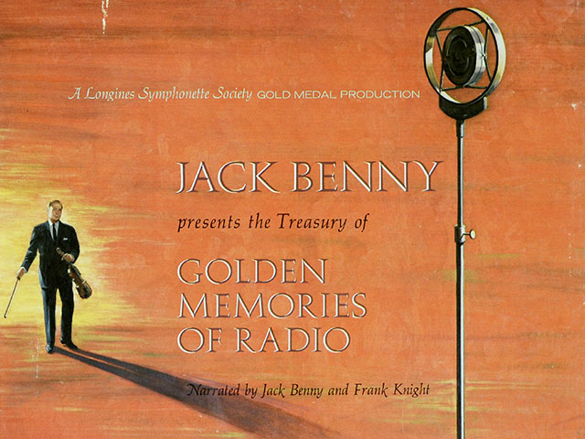 Golden Memories of Radio, Part 1 — Jack Benny, Bing Crosby, and Amos 'n' Andy