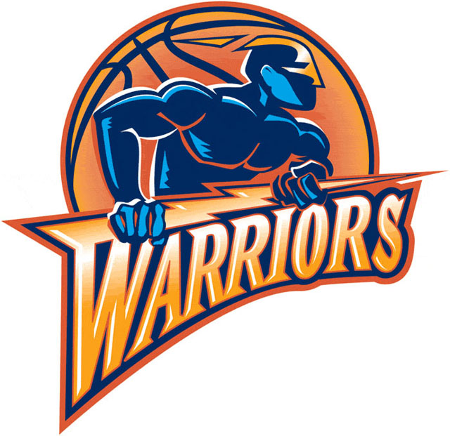 Golden State Warriors primary logo (1997 - 2010)
