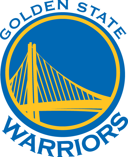Golden State Warriors primary logo (2010 - present)