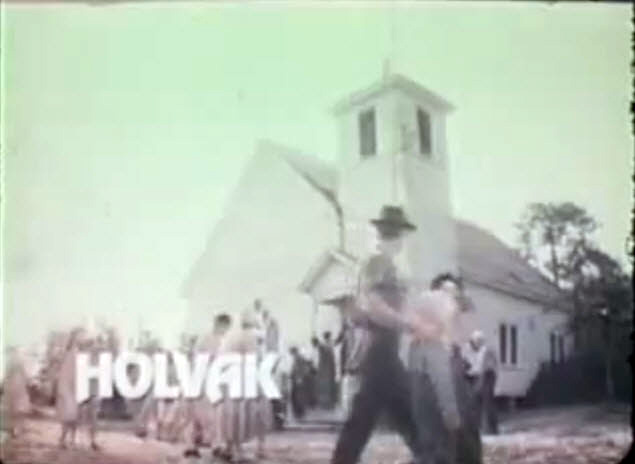 NBC 1975 Fall TV Preview - The Family Holvak