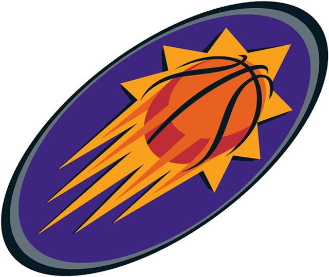 Phoenix Suns alternate logo (2000 - 2013)