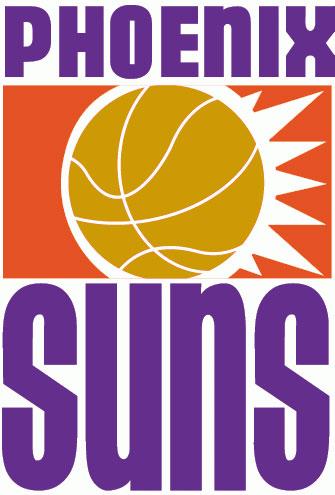 Phoenix Suns logo (1968 - 1992)