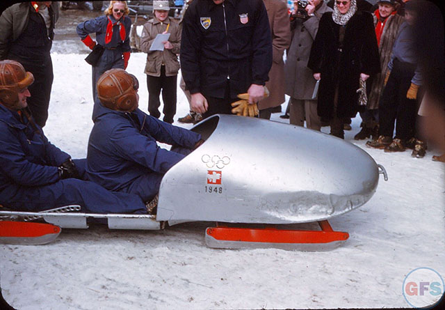 1949 FIBT World Championships in Lake Placid