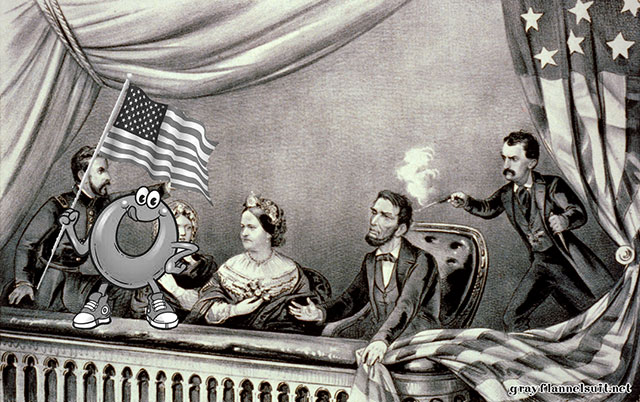 SpaghettiOs remembers the Lincoln assassination