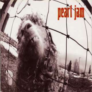 Pearl Jam - Vs. (1993) album cover