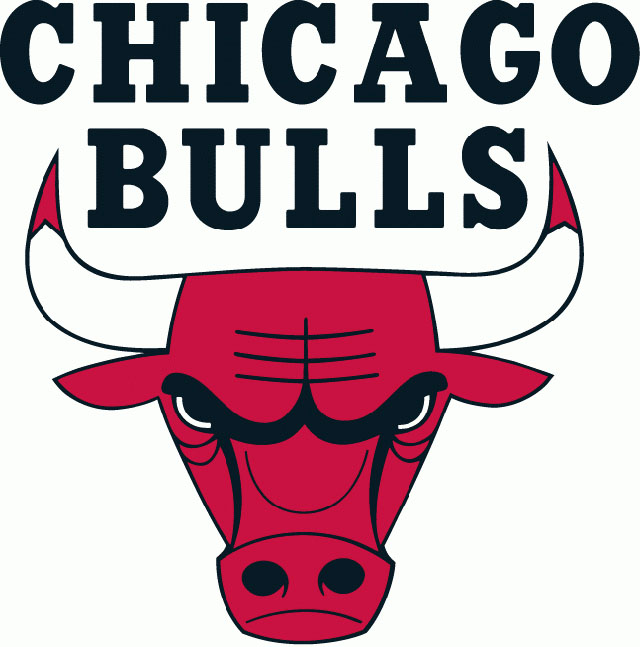 Chicago Bulls primary logo (1966 - present)