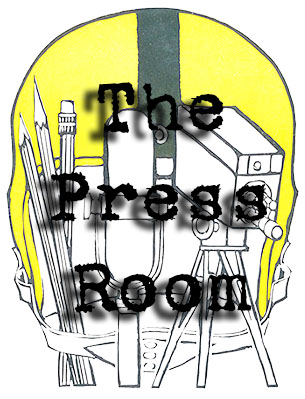 The Press Room logo