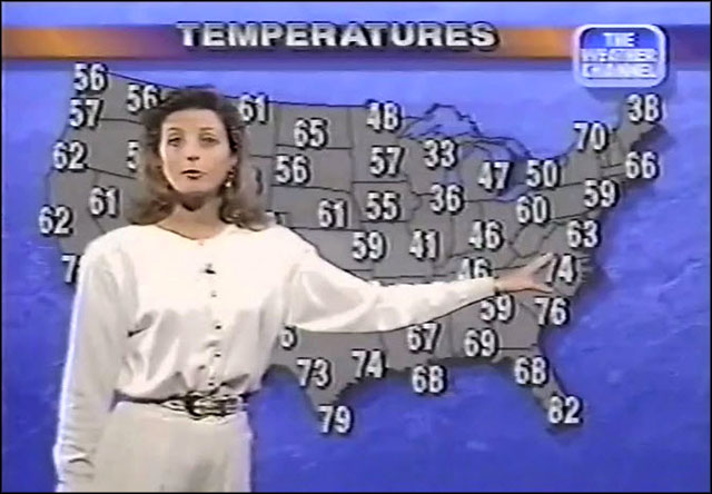 The Weather Channel - Jill Brown