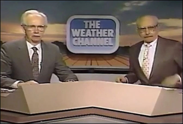 The Weather Channel - John Hope & Charlie Smith