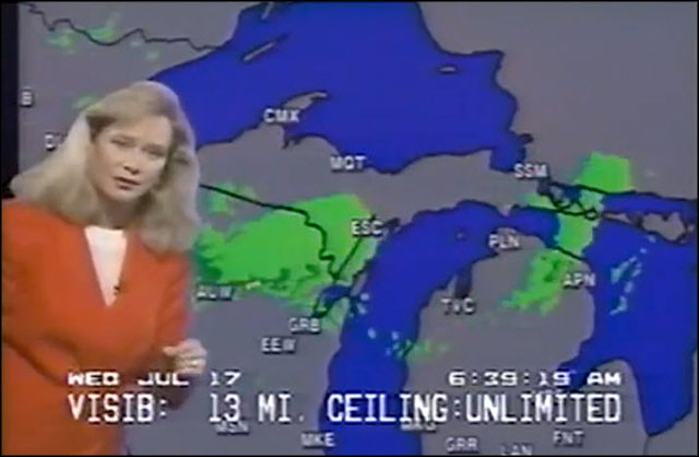 The Weather Channel - Marny Stanier