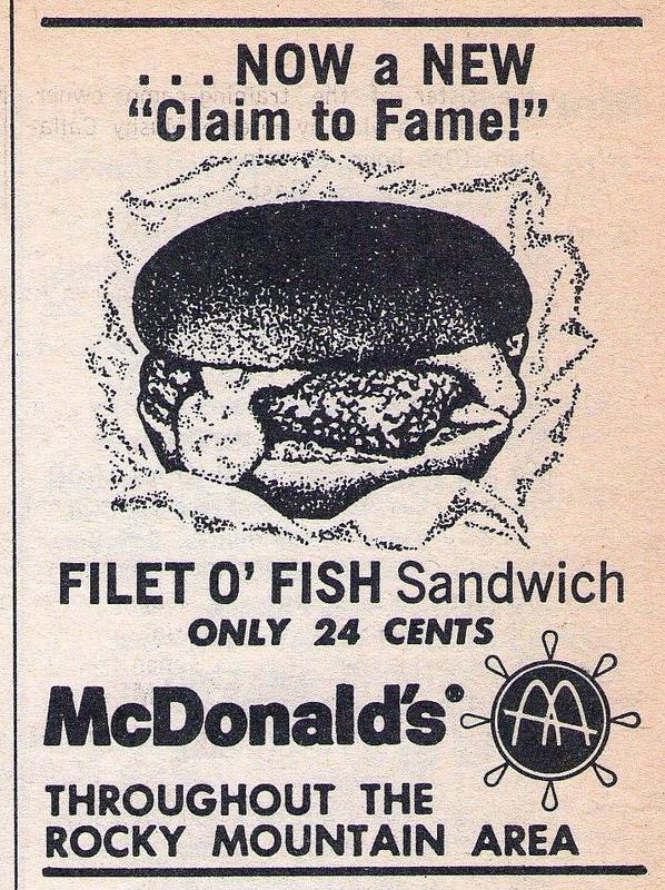 McDonald's ad, 1965