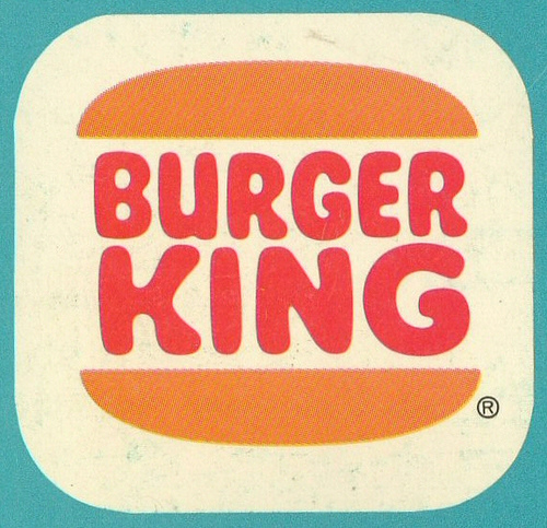 Burger King logo (1969 - 1994)