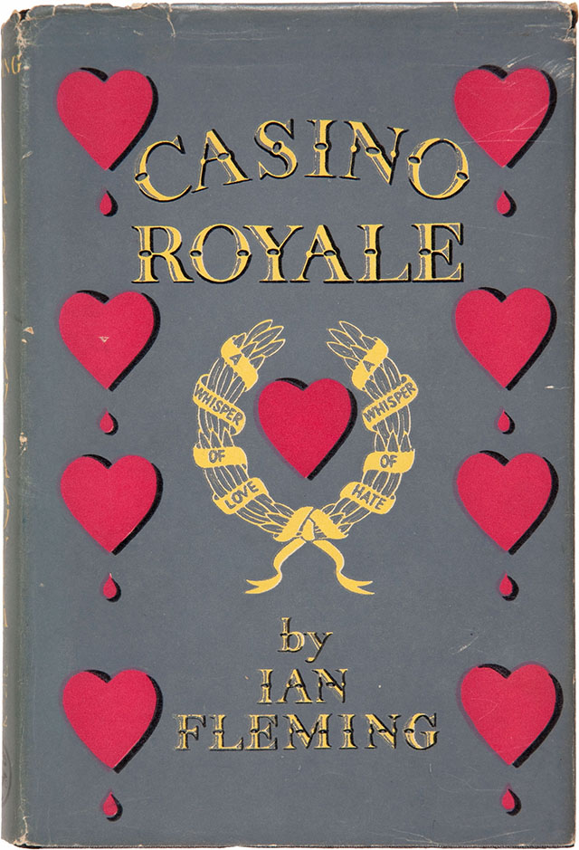 Casino Royale book cover