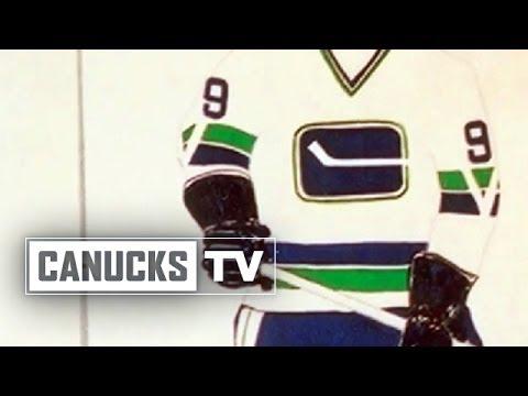 Designing the Original Vancouver Canucks Logo [Video]