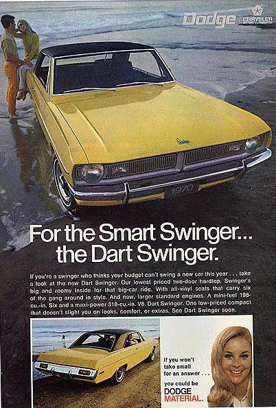 1970 Dodge New Car & Truck Lineup Advertisements | grayflannelsuit.net
