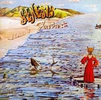 Foxtrot (1972) album cover