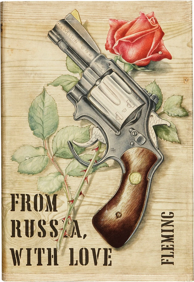 From Russia, with Love book cover