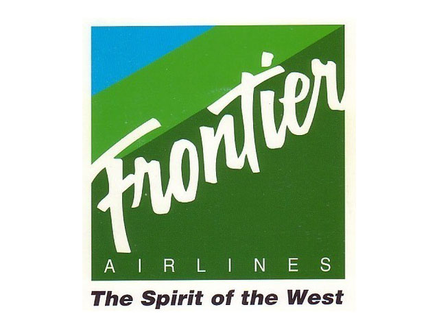 Frontier Airlines logo (1994-2003)