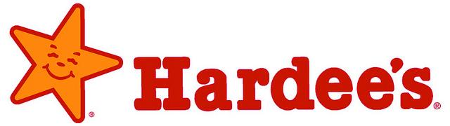 Hardee's logo (1999 - 2006)