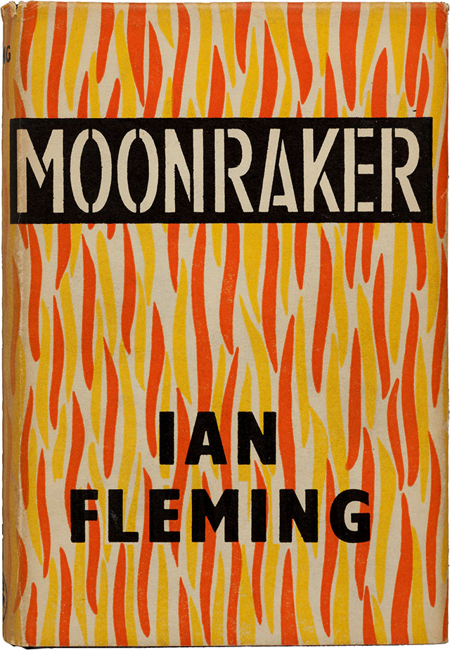 Moonraker book cover