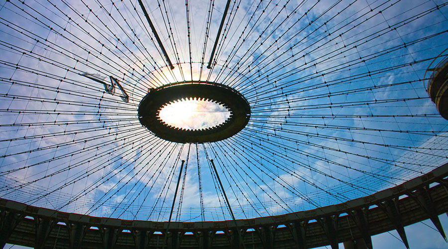 The New York State Pavilion Gets Its Day in the Sun