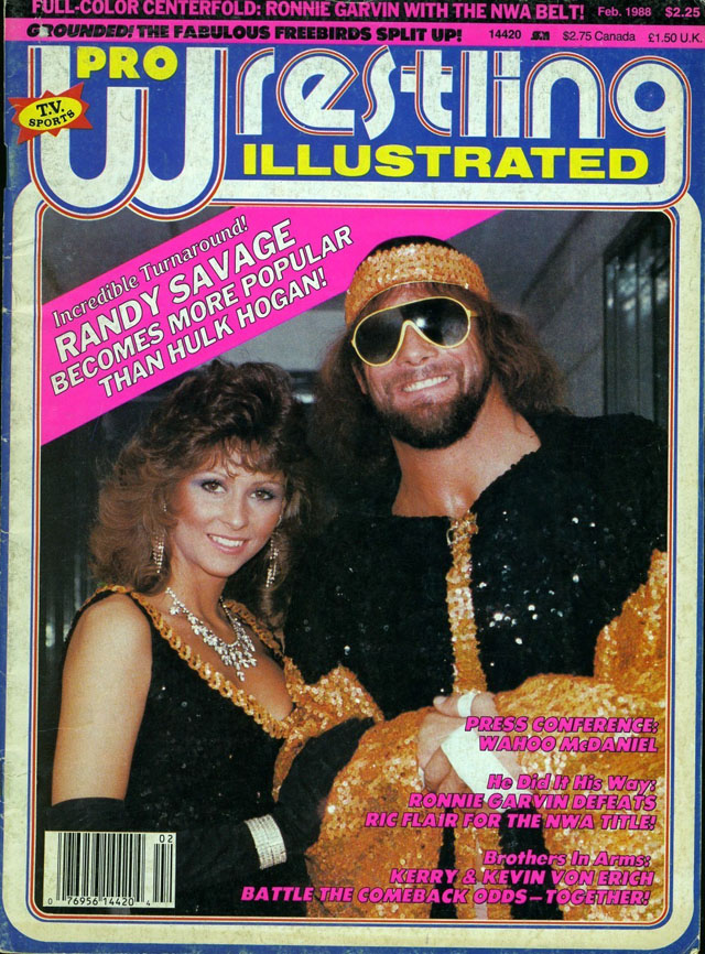 Pro Wrestling Illustrated - February 1988