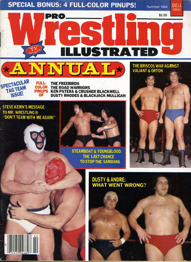 Pro Wrestling Illustrated - Summer 1984