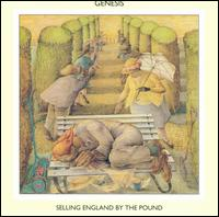Selling England By the Pound (1973) album cover