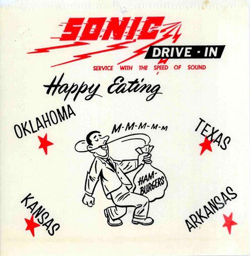 Sonic Drive-In logo (1963)
