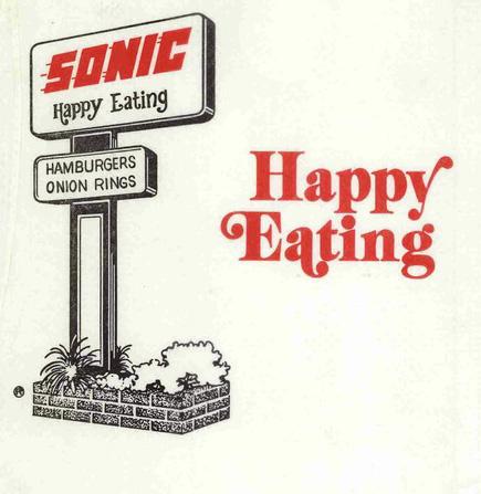 Sonic Drive-In logo (1974)