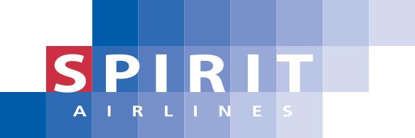 Spirit Airlines logo (1992-2007)