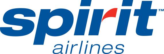Spirit Airlines logo (2007-present)