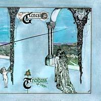 Trespass (1970) album cover