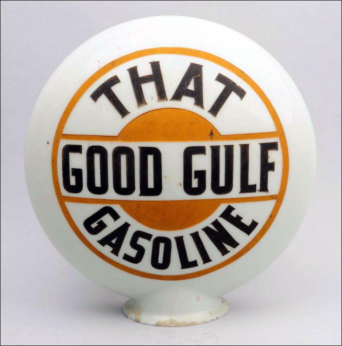 A Gallery of Vintage Gas Pump Globes | grayflannelsuit net
