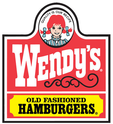 Wendy's logo (1983 - 2013)