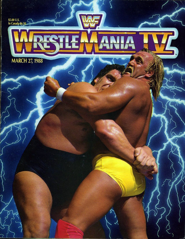 WrestleMania IV - 1988