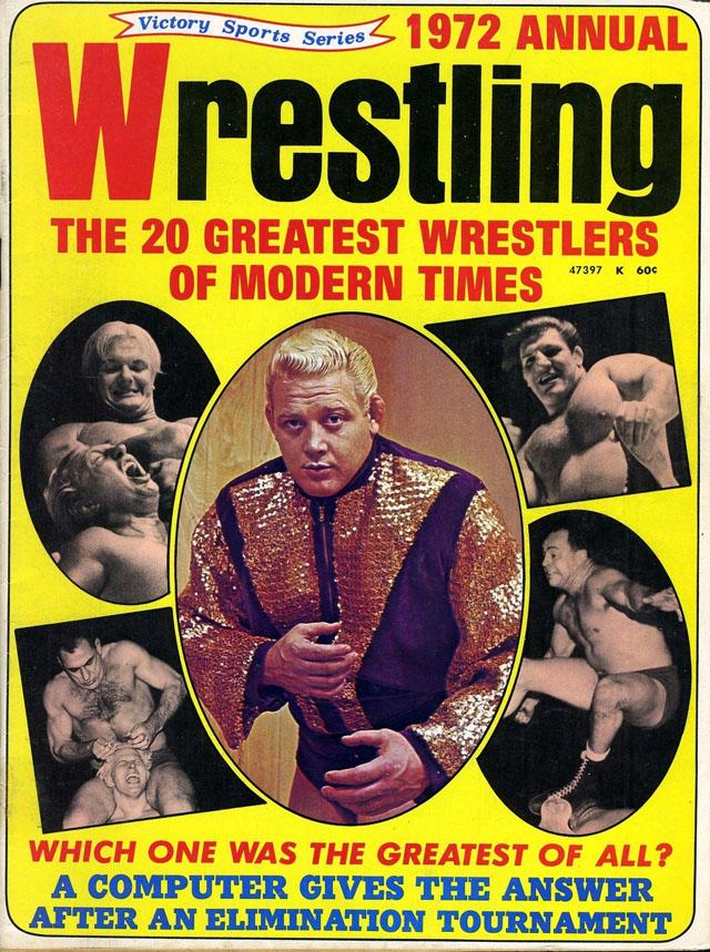Wrestling Annual 1972