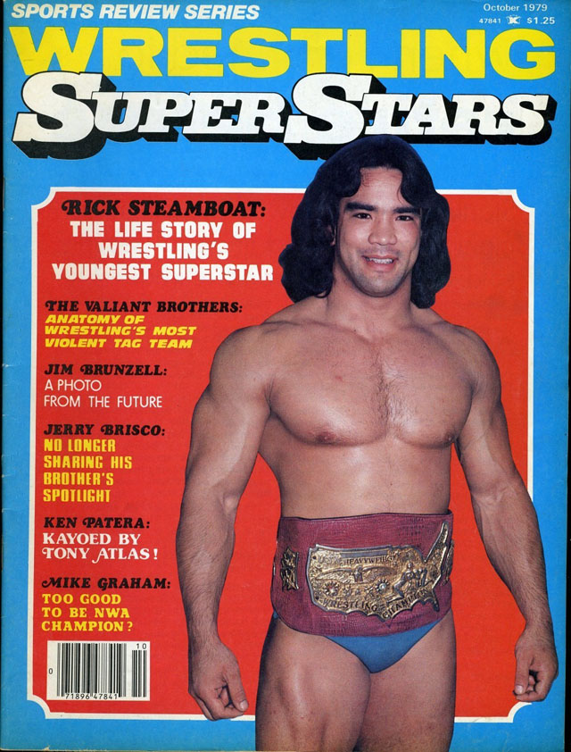 Wrestling SuperStars - October 1979