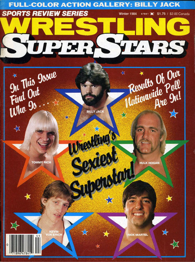 Wrestling SuperStars - Winter 1984