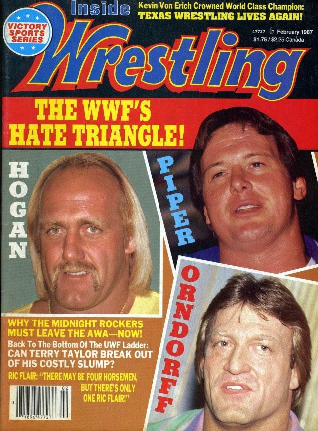 Inside Wrestling - February 1987