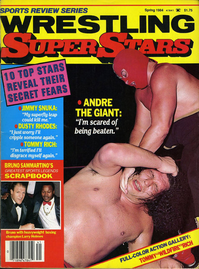 Wrestling SuperStars - Spring 1984