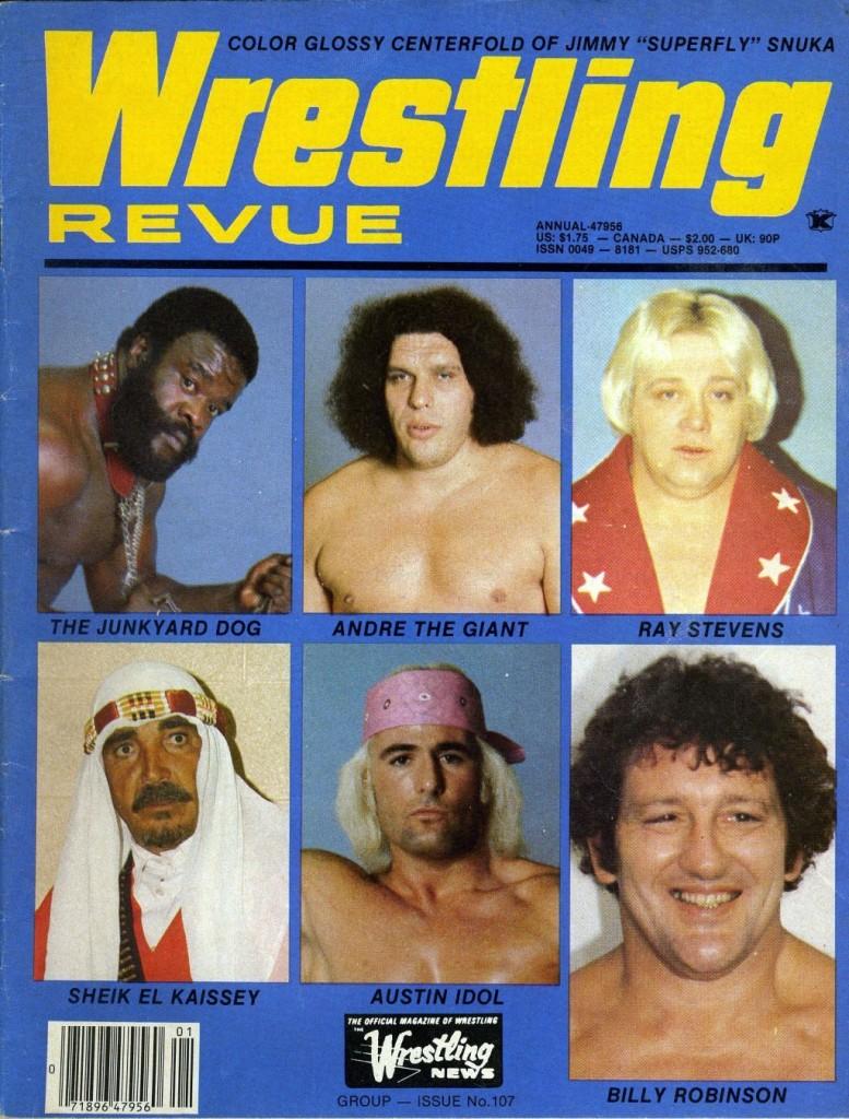Wrestling Revue - 1980s